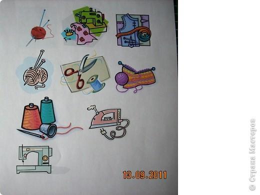 """Широкие возможности для школьного дизайна открывает предмет """"Технология"""". Использовать можно все техники, которые изучаются на уроке!  Представляю вам вариант обложки, в котором использованы: вышивка крестом, вязание крючком и аппликация.. Фото 3"""