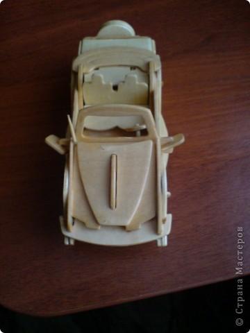 Поделки для мальчиков Выпиливание: Модели автомобилей Фанера. Фото 11