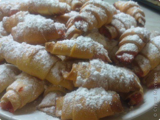 """Кулинария, Мастер-класс: Печенье """"Минутка"""", супербыстро, просто и вкусно! Продукты пищевые. Фото 1"""