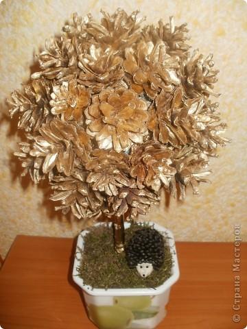 Поделки пошагово дерево