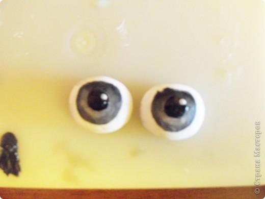 Мастер-класс Шитьё: МК по глазкам Капрон. Фото 7