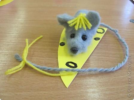 Как сделать из бумаги мышку для котёнка своими руками 25