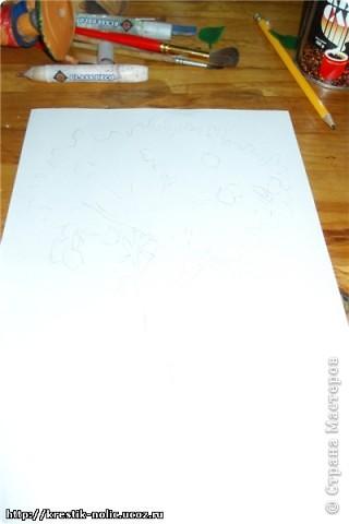 Картина, панно, Мастер-класс, Поделка, изделие Лепка: Лимонное дерево, или как его делала я Тесто соленое 8 марта, День рождения, День учителя. Фото 4