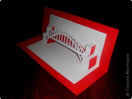 МК архитектурное киригами