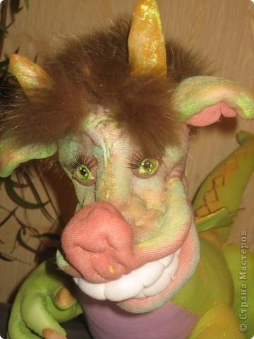 Куклы, Мастер-класс Шитьё: Идет мое время! 1-часть Капрон Новый год. Фото 1