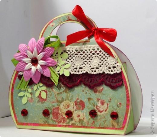 Сумочки для подарков мастер класс
