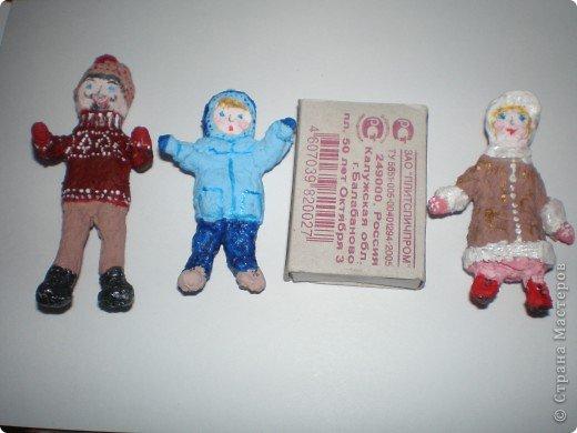 """Проект Макет: Наш макет """"Рождественское утро"""". На выставку. Бумага Рождество. Фото 6"""