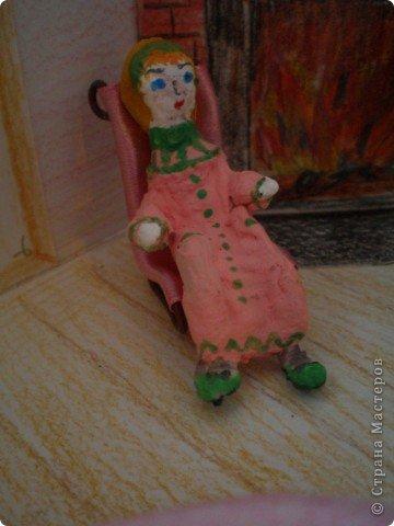 """Проект Макет: Наш макет """"Рождественское утро"""". На выставку. Бумага Рождество. Фото 10"""