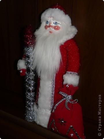 p1040314 0 Noel Baba Yapımı Noel Babanızı Kendiniz Yapın