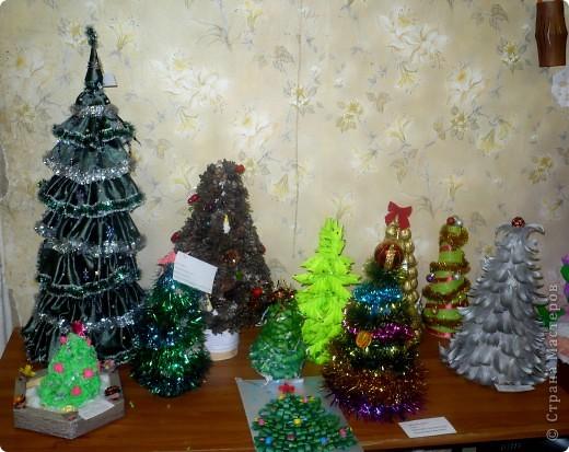 Новогодний букет вместо елки поделки своими руками