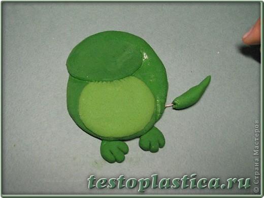 Мастер-класс Лепка: Новогодние игрушки из соленого теста Тесто соленое Новый год. Фото 3