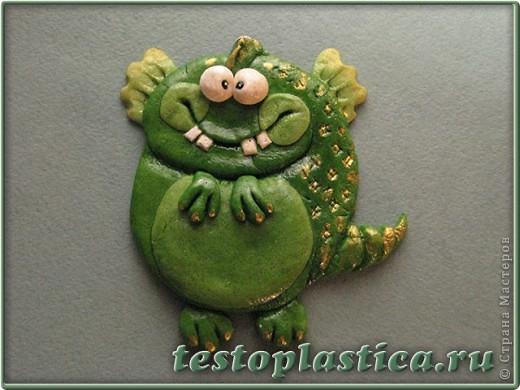 Мастер-класс Лепка: Новогодние игрушки из соленого теста Тесто соленое Новый год. Фото 5