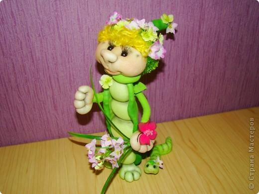 Куклы Шитьё: Горох и Фасолька Капрон Отдых. Фото 1