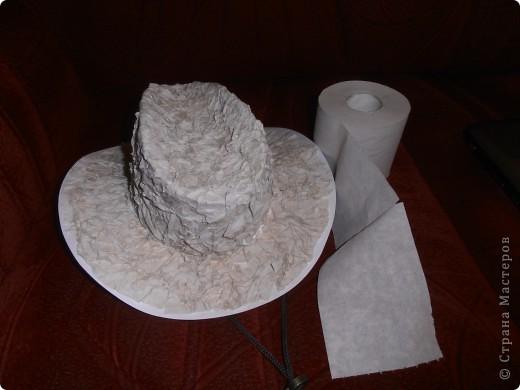 Женская кепка вязаная спицами