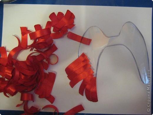 Мастер-класс Лепка, Шитьё: МК по созданию манекена для бижутерии. Бусинки, Дерево, Капрон, Клей, Краска, Кружево, Ленты, Нитки, Пластика, Ткань, Фольга. Фото 19