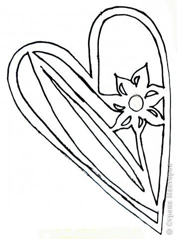 Открытка Вырезание, Квиллинг, Торцевание: Валентины...валентинки...валентиночки... Бисер, Бумага, Бумага гофрированная, Бумажные полосы, Бусинки 8 марта, Валентинов день, День рождения. Фото 28