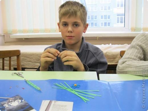 Открытка, Педагогический опыт Квиллинг: Открытые сердца детей  Бумага Валентинов день. Фото 12