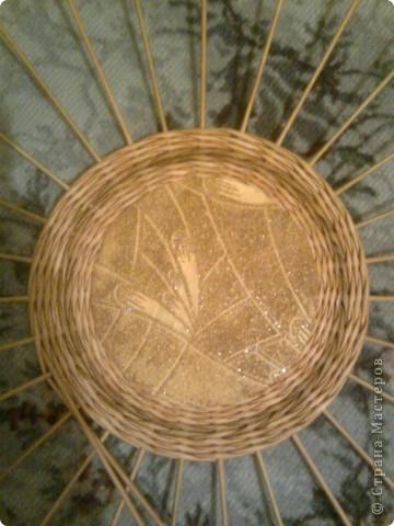 Мастер-класс Плетение: мк крышки для плетенки Бумага газетная Дебют. Фото 4