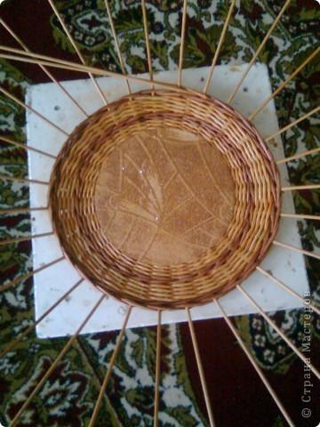 Мастер-класс Плетение: мк крышки для плетенки Бумага газетная Дебют. Фото 5