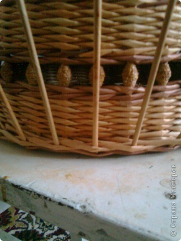 Мастер-класс Плетение: мк крышки для плетенки Бумага газетная Дебют. Фото 8