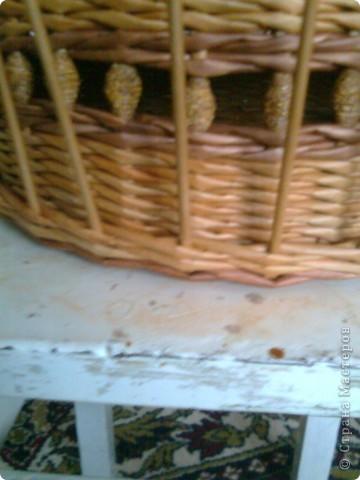 Мастер-класс Плетение: мк крышки для плетенки Бумага газетная Дебют. Фото 9