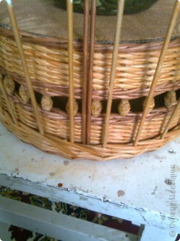 Мастер-класс Плетение: мк крышки для плетенки Бумага газетная Дебют. Фото 10