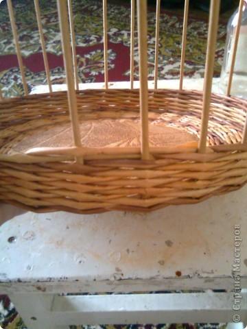 Мастер-класс Плетение: мк крышки для плетенки Бумага газетная Дебют. Фото 12