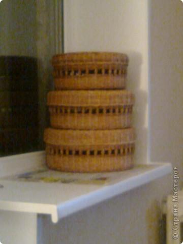 Мастер-класс Плетение: мк крышки для плетенки Бумага газетная Дебют. Фото 13