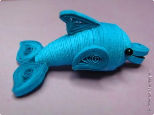 Как сделать из дельфина 475