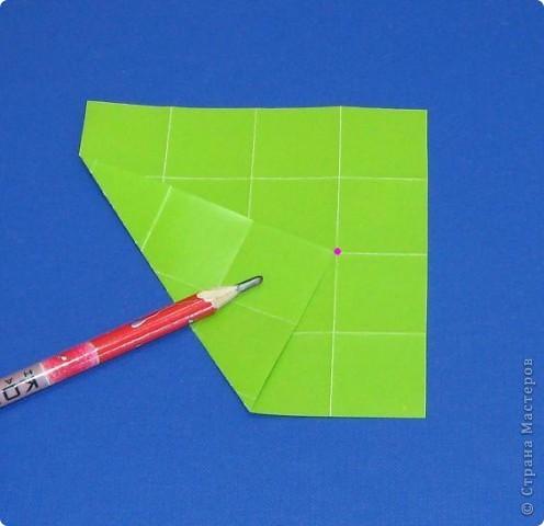 Мастер-класс Кусудама: Кусудама Эльдорадо + МК Бумага. Фото 6