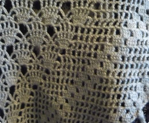 Гардероб Вязание крючком: Мои шали Пряжа Отдых. Фото 5