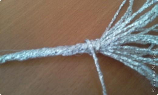 Мастер-класс Плетение: МК лилии из фольги Фольга. Фото 25