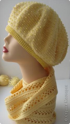 """衣柜钩针:设置""""柠檬水""""纱。 图片2"""