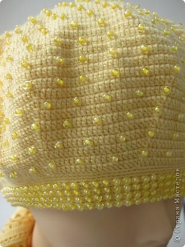 """衣柜钩针:设置""""柠檬水""""纱。 图片4"""