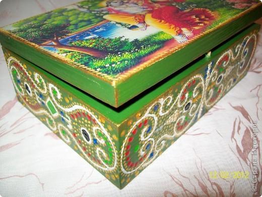 Декор предметов Декупаж: Немного Индийского Салфетки. Фото 3