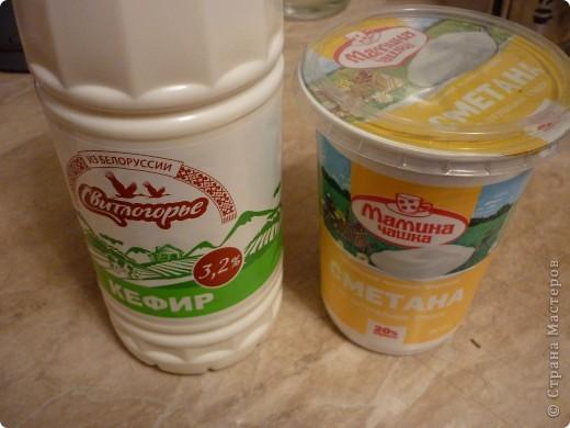 Как с молока сделать кефир быстро с уксусом