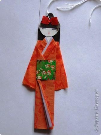 Куклы Аппликация, Моделирование: Хина - мацури японский праздник куколок и девочек Бумага. Фото 1