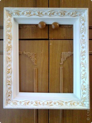 Рамки для зеркала овальное