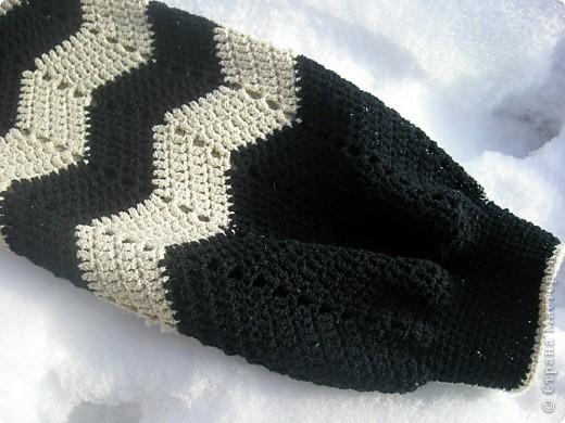 Гардероб Вязание, Вязание крючком: Платье в стиле Миссони для себя. Пряжа. Фото 6