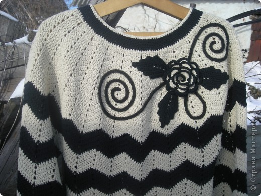 Гардероб Вязание, Вязание крючком: Платье в стиле Миссони для себя. Пряжа. Фото 2