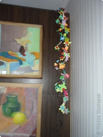Мастер-класс, Поделка, изделие Бумагопластика: Яркое украшение интерьера Бумага. Фото 1