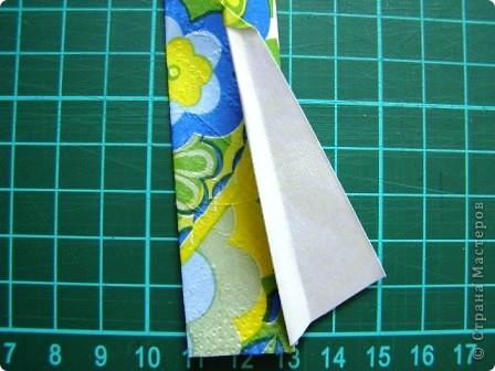 Куклы, Мастер-класс Моделирование: Как сделать бумажную японскую куколку Бумага. Фото 9