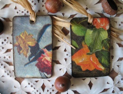 Декор предметов Декупаж: Ключница-оберег Салфетки. Фото 15
