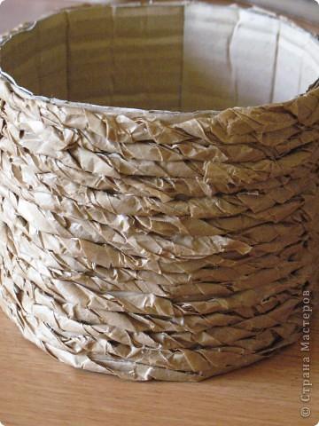 декоративные корзиночки из подручного материала полотна подробнее