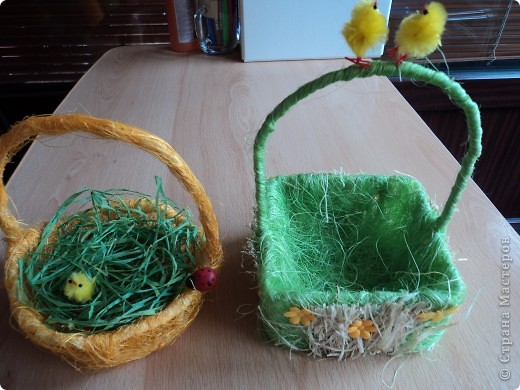 Мастер-класс Плетение: как хожу в гости на пасху Пасха. Фото 1