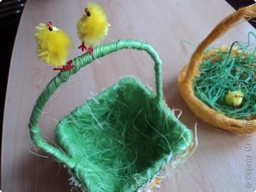 Мастер-класс Плетение: как хожу в гости на пасху Пасха. Фото 6