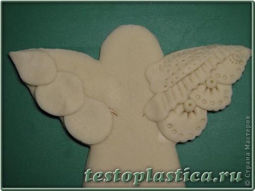 Мастер-класс, Поделка, изделие Лепка: Пасхальное украшение из соленого теста Тесто соленое Пасха. Фото 3
