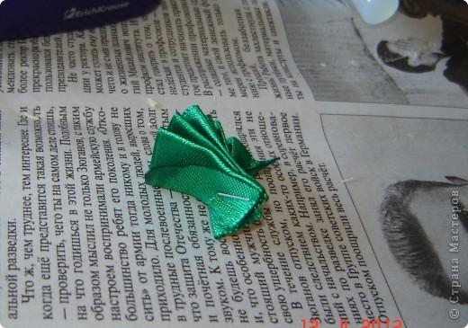 Мастер-класс Торцевание: Быстрый способ делать торцовки из лент Ленты. Фото 5