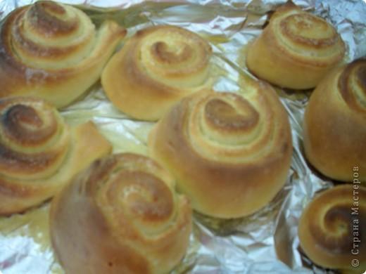 Мастер-класс Рецепт кулинарный: Булочки французские Продукты пищевые. Фото 10
