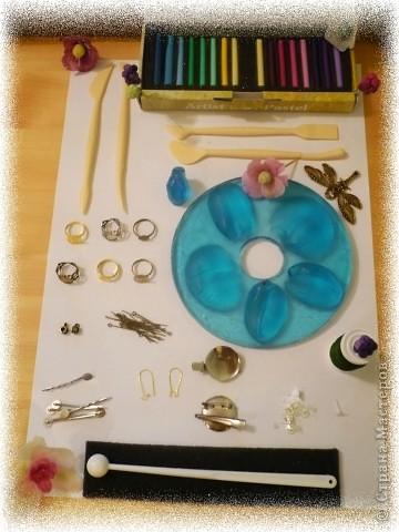 Материалы и инструменты Лепка: Наборы начинающего (лепка, скрап и декупаж) часть I Фарфор холодный. Фото 1
